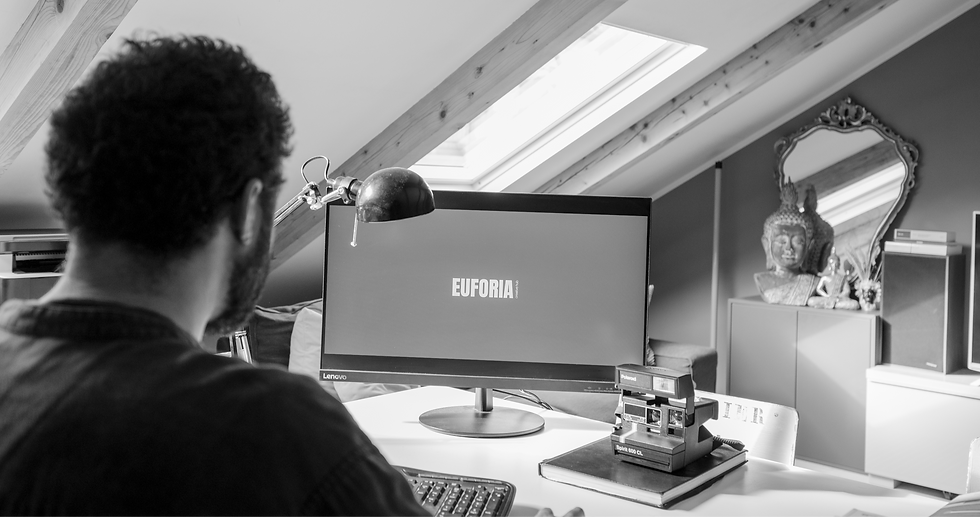 Euforia Creative Hub: web design, social, aerchitettura, scenografia, grafica, comunicazione, fotografia, editing
