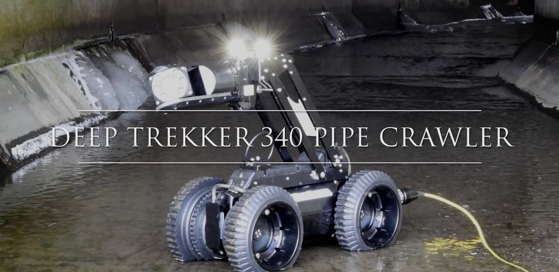 Pipe Crawler Introduction