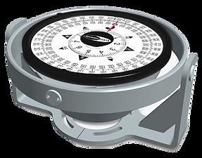 290-2905903_gyro-compass-bearing-repeate
