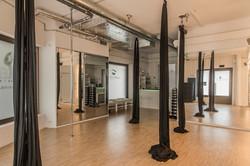Polerinas Aerial Silk Studio