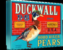 Duckwall-Pears-Fruit-Crate-Label_art