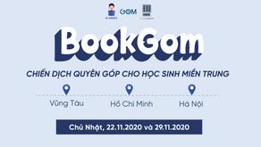 BookGom - Chiến dịch Quyên Góp cho học sinh miền Trung