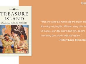 Đảo Giấu Vàng - Robert Louis Stevenson