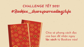 """Công Bố Kết Quả Challenge Tết 2021 """"Share Your Reading Style"""""""