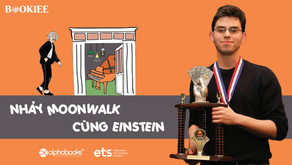 """Nhảy Moonwalk Cùng Einstein - Hãy Trở Nên """"Cool Ngầu"""" Với Một Trí Nhớ Tuyệt Vời!"""