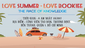 Love Summer, Love Bookiee - The Race of Knowledge (2017)