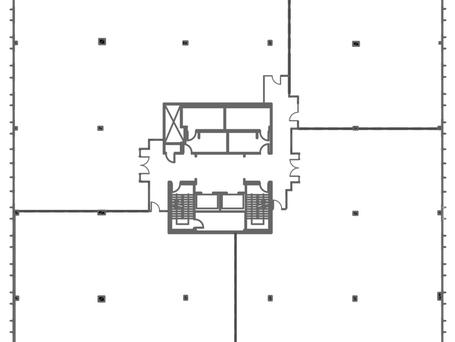Multi-Tenant Floor Plan