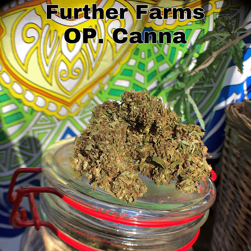 FurtherFarms: CannaBoost 1/8 oz.