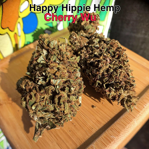 HappyHippie:Cherry Wu  1oz.