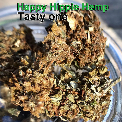 Happy Hippie Hemp: Tasty1  1/2 oz.