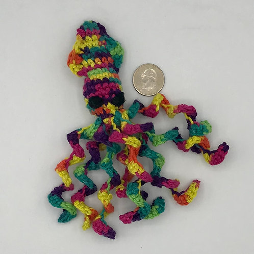 Chew Toy/Stuffed Squid