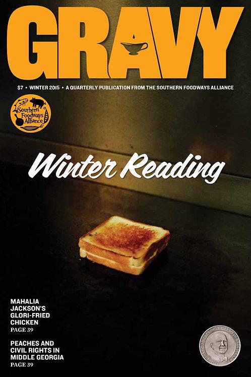 Gravy Quarterly #58