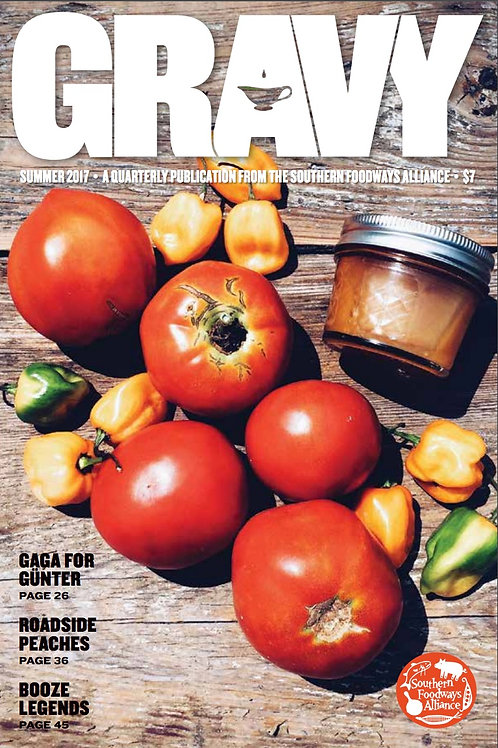 Gravy Quarterly #64