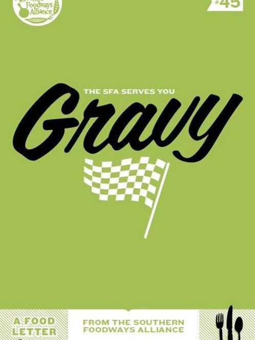 Gravy Quarterly #45