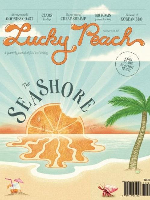 Lucky Peach #12