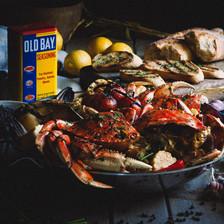 Old Bay Crab Bake