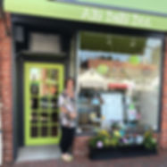 Ally Bally Bee gift store in New Canaan