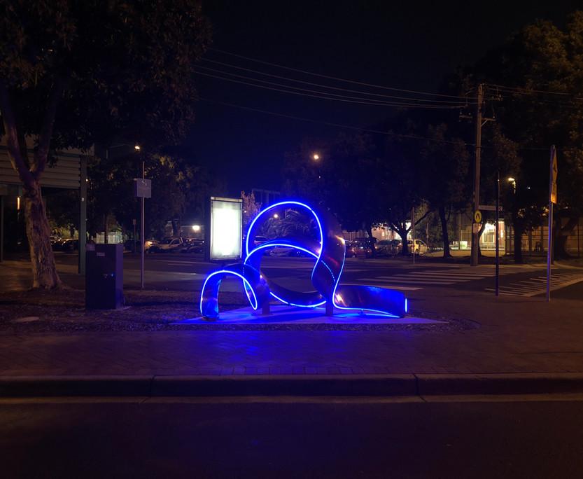 City Of Monash Oakleigh Sculpture