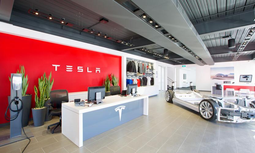 Tesla Richmond