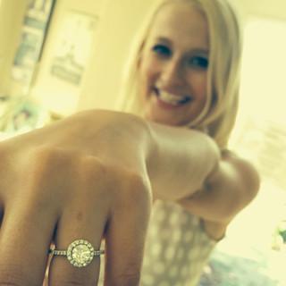 Custom Engagement Ring 247