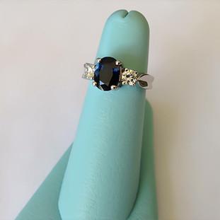 Custom Engagement Ring 351