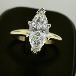 Custom Engagement Ring 862