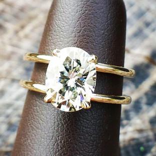 Custom Engagement Ring 172