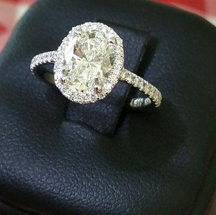 Custom Engagement Ring 439