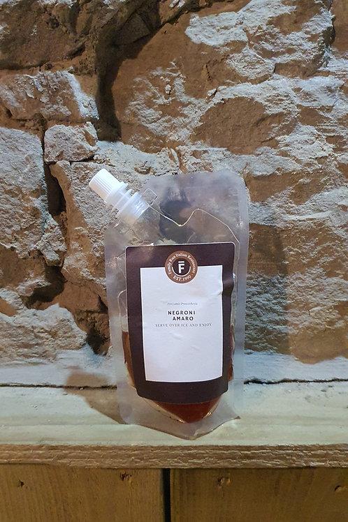 Negroni Amaro