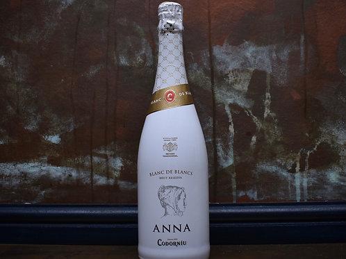 Anna de Codorníu Blanc de Blancs Brut, Cava,