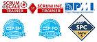 Agile Genesis Certification Logo - Scrum