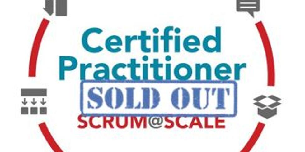 Miami - Certified Scrum@Scale Practitioner