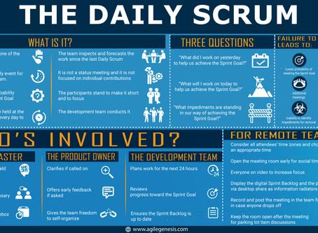 The Daily Scrum in Brief- Video