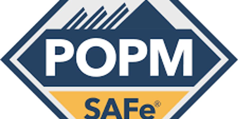Aug 31- Sep 1 SAFe POPM
