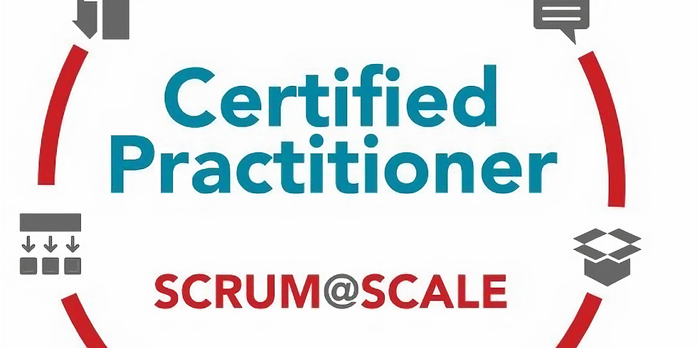 Raleigh-Durham, NC - Certified Scrum@Scale Practitioner