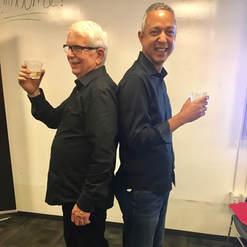 Jeff Sutherland and Ernesto Custodio - S