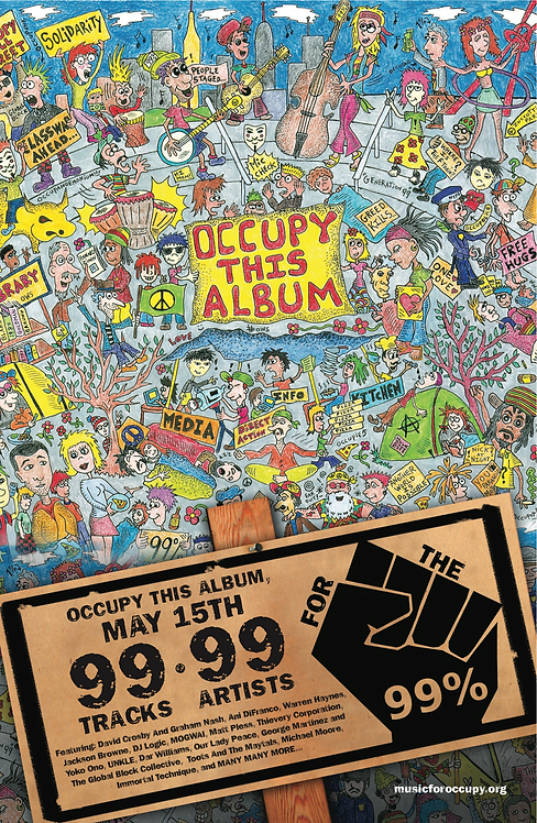 Occupy This Album Poster