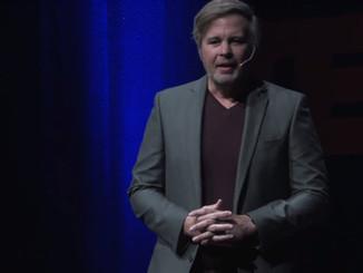 Brian at TEDxBirmingham 2017