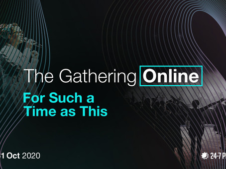 24-7 Prayer Online Gathering