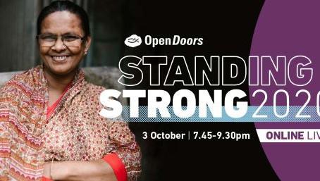 Open Doors - Standing Strong Online