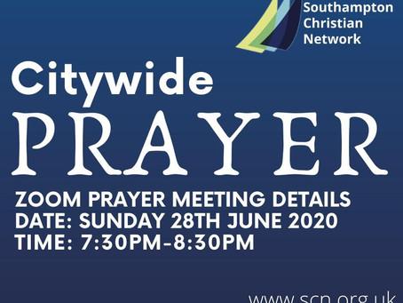 City Wide prayer