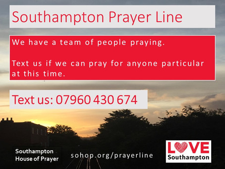 Daily Prayer for Southampton