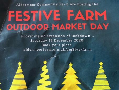 Festive Farm Outdoor Market Day