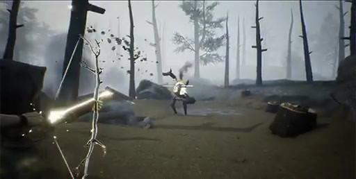 Combat demo