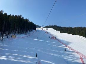 Slalom-Finale am Glungzer