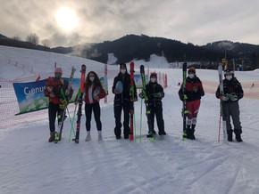 Top-Ergebnis für Elisa bei den FIS-Rennen in Gaal