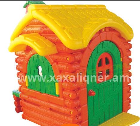 Անտառային տնակ