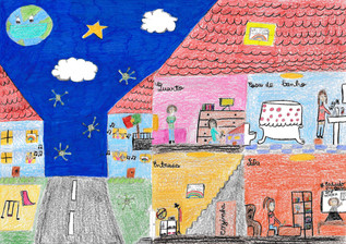 Ana Beatriz Rodrigues, 9 anos