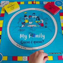 My Family – Quem é quem?
