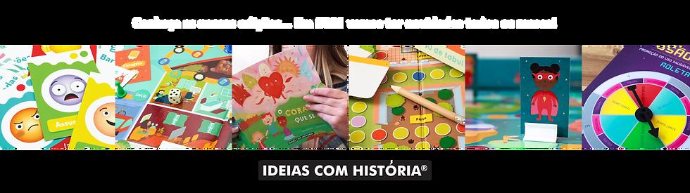 Edições Ideias com História